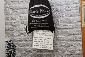 Basic Black steunt Hospice Dedemsvaart. 001